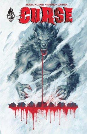 Curse édition TPB hardcover (cartonnée)