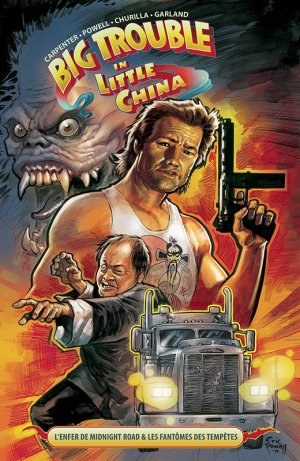 Big Trouble in Little China # 1