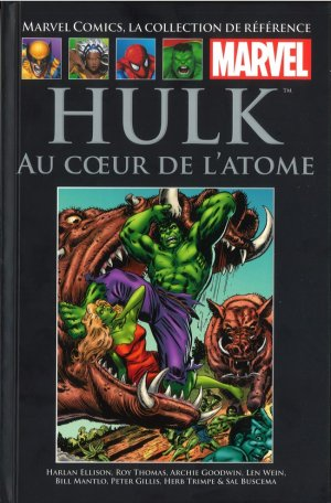 The Incredible Hulk # 19 TPB hardcover (cartonnée) - Numérotation romaine