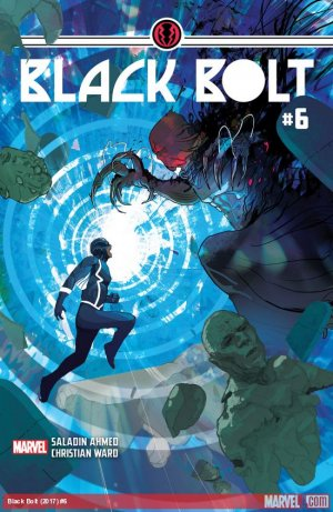 Black Bolt # 6 Issues (2017 - 2018)