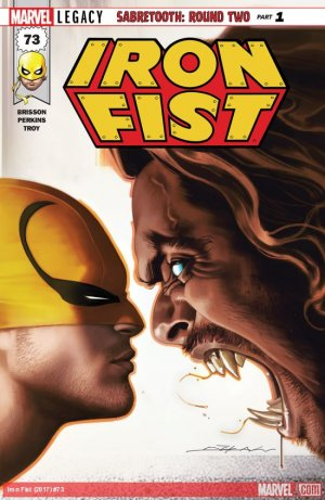 Iron Fist # 73 Issues V5 (2017 - 2018)