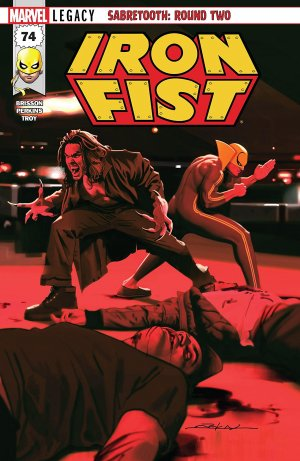 Iron Fist # 74 Issues V5 (2017 - 2018)