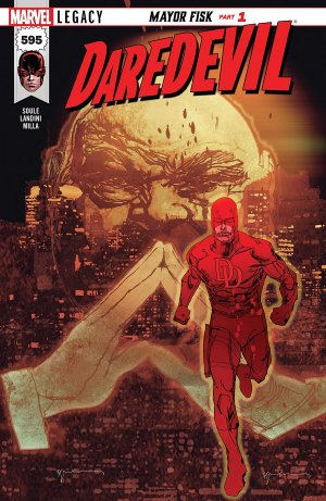 Daredevil édition Issues V1 Suite (2018 - Ongoing)