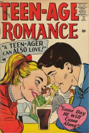 Teen-Age Romance 77