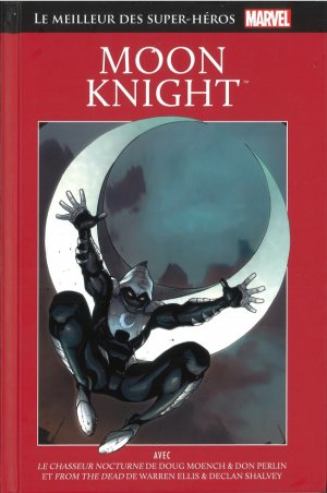 Le Meilleur des Super-Héros Marvel 43 - Moon Knight