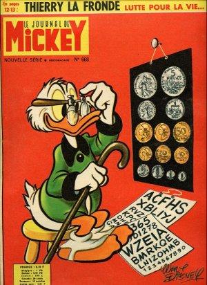 Le journal de Mickey 668
