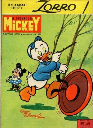 Le journal de Mickey 672