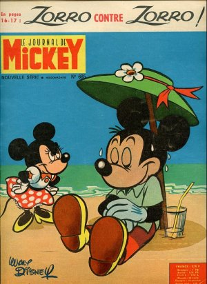 Le journal de Mickey 685
