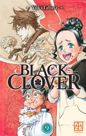 Black Clover 9 Simple