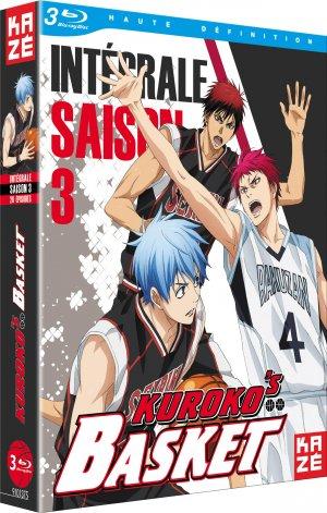couverture, jaquette Kuroko's Basket 3   - Saison 3Intégrale (Kaze)