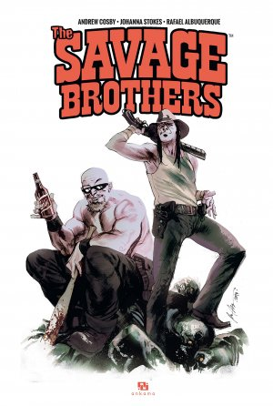 The Savage Brothers édition TPB Hardcover
