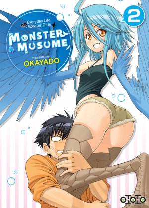 Monster Musume - Everyday Life with Monster Girls #2