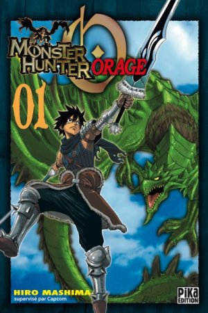 Monster Hunter Orage édition Simple
