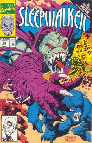 Sleepwalker édition Issues (1991 - 1994)