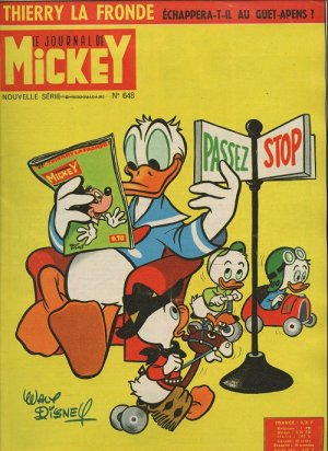 Le journal de Mickey 648