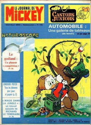 Le journal de Mickey 1106