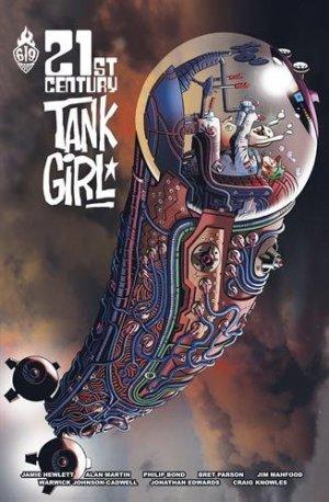 Tank Girl - 21st Century Tank Girl édition TPB hardcover (cartonnée)