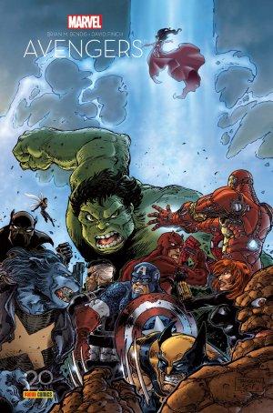 Avengers - La Séparation édition TPB Hardcover - 20 ans Panini Comics