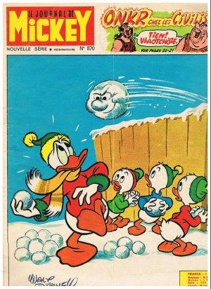 Le journal de Mickey 870
