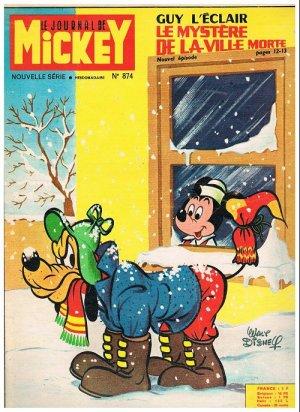 Le journal de Mickey 874