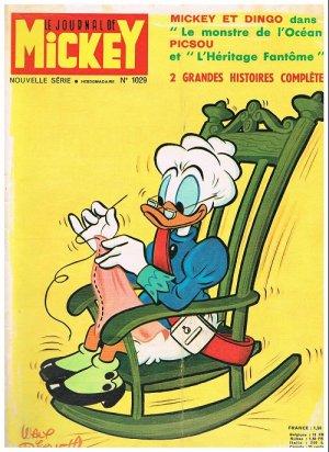 Le journal de Mickey 1029