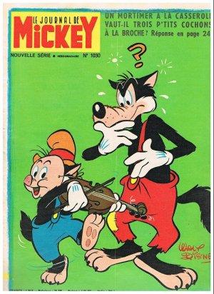 Le journal de Mickey 1030