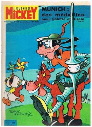 Le journal de Mickey 1037