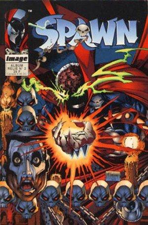 Spawn # 2 Reliure éditeur (1995 - 1998)