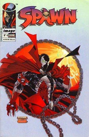 Spawn # 4 Reliure éditeur (1995 - 1998)