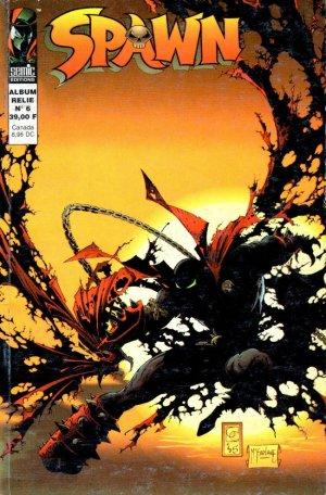 Spawn # 6 Reliure éditeur (1995 - 1998)