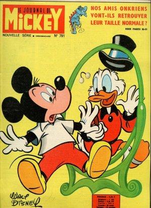Le journal de Mickey 791