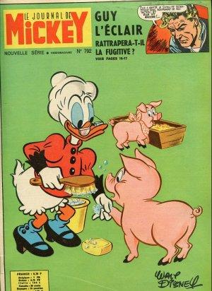 Le journal de Mickey 792