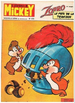 Le journal de Mickey 878