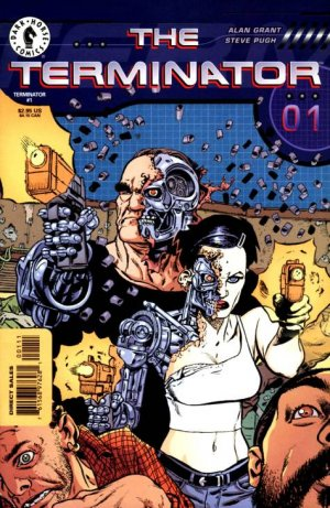 Terminator édition Issues V3 (1998)