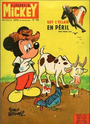 Le journal de Mickey 795