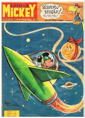 Le journal de Mickey 876