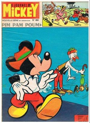 Le journal de Mickey 880