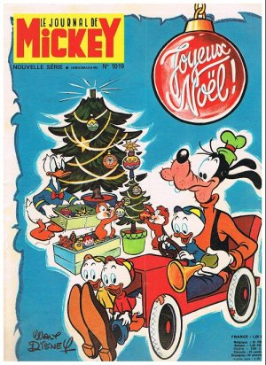 Le journal de Mickey 1019
