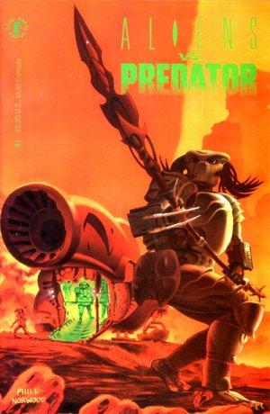 Aliens Vs. Predator édition Issues (1990)