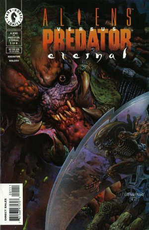 Aliens versus Predator - Eternal édition Issues (1998)