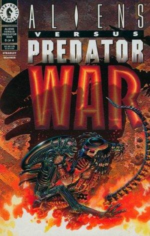 Aliens vs. Predator - War édition Issues (1995)