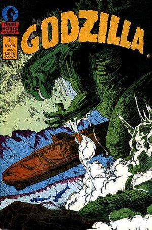 Godzilla - King of the Monsters édition Issues (1988 - 1989)