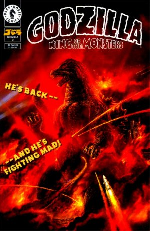 Godzilla - King of the Monsters édition Issues (1995 - 1996)