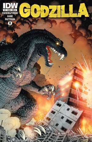 Godzilla - King of the Monsters édition Issues (2012 - 2013)