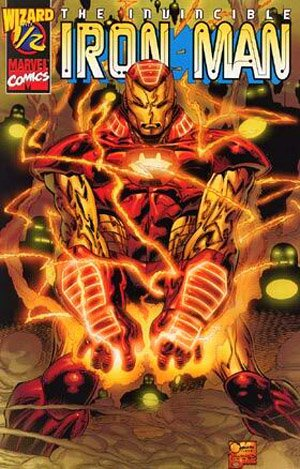 Iron Man # 1.2 Issues V3 (1998 - 2004)