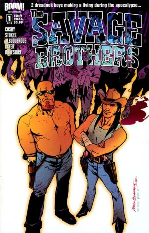 The Savage Brothers édition Issues (2006 - 2007)