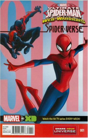 Marvel Universe Ultimate Spider-Man Spider-Verse édition Issues V1 (2016)