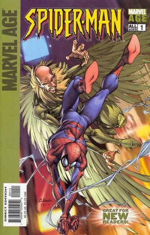 Marvel Age Spider-Man édition Issues (2004 - 2005)