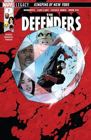 Defenders # 7 Issues V4 (2017 - 2018)