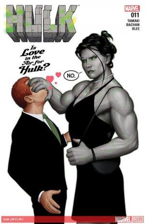 Hulk # 11 Issues V5 (2016 - 2017)